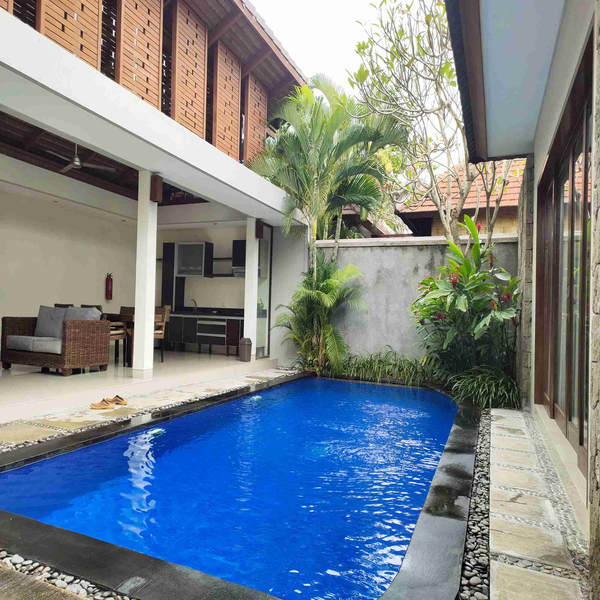 Sewa Villa Bulanan Batubulan Villas Bali