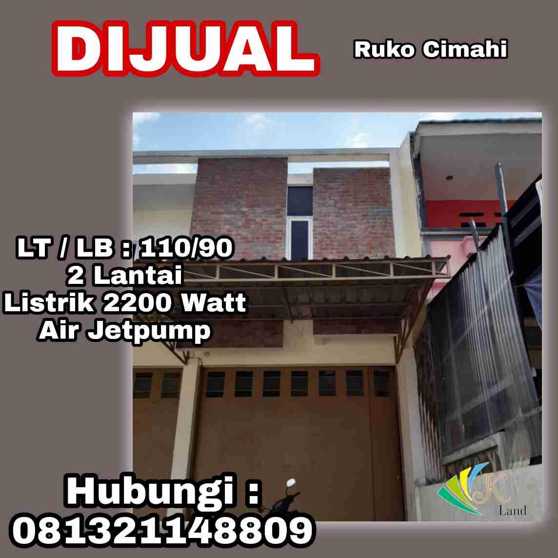 Dijual Ruko Strategis Bandung Cimahi
