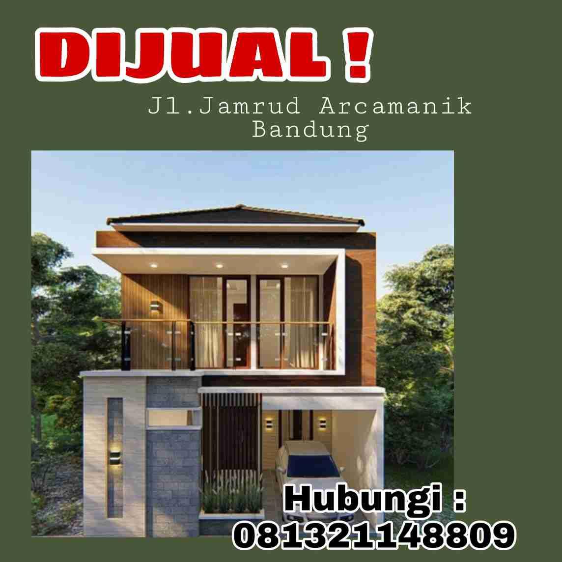 Dijual Rumah Di Jalan Jamrud Bandung