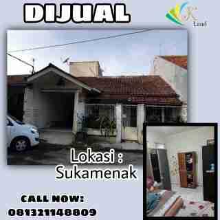 Jual Rumah Nyaman Lokasi Sukamenak Bandung