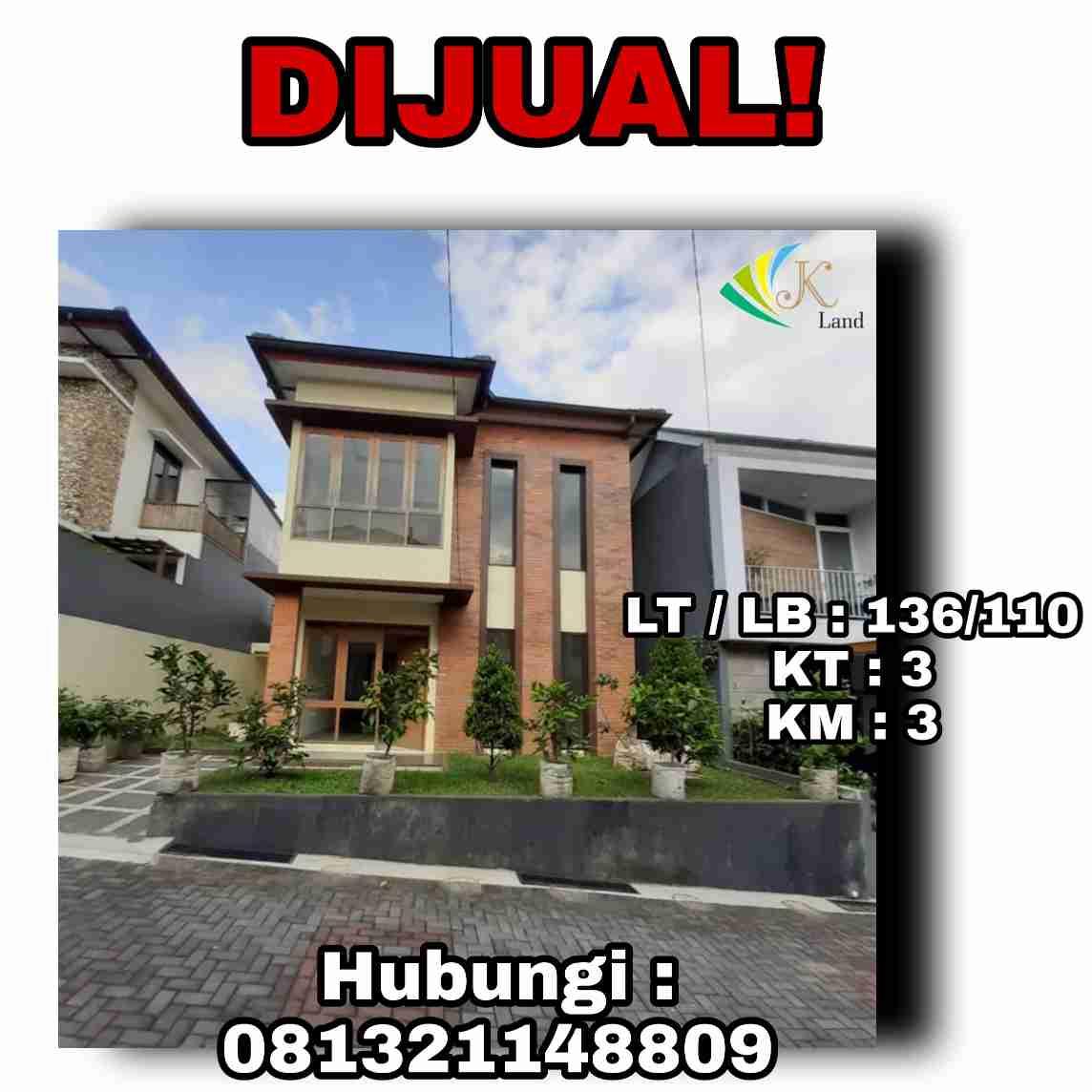 Rumah Di Pusat Kota Cimahi Jawa Barat