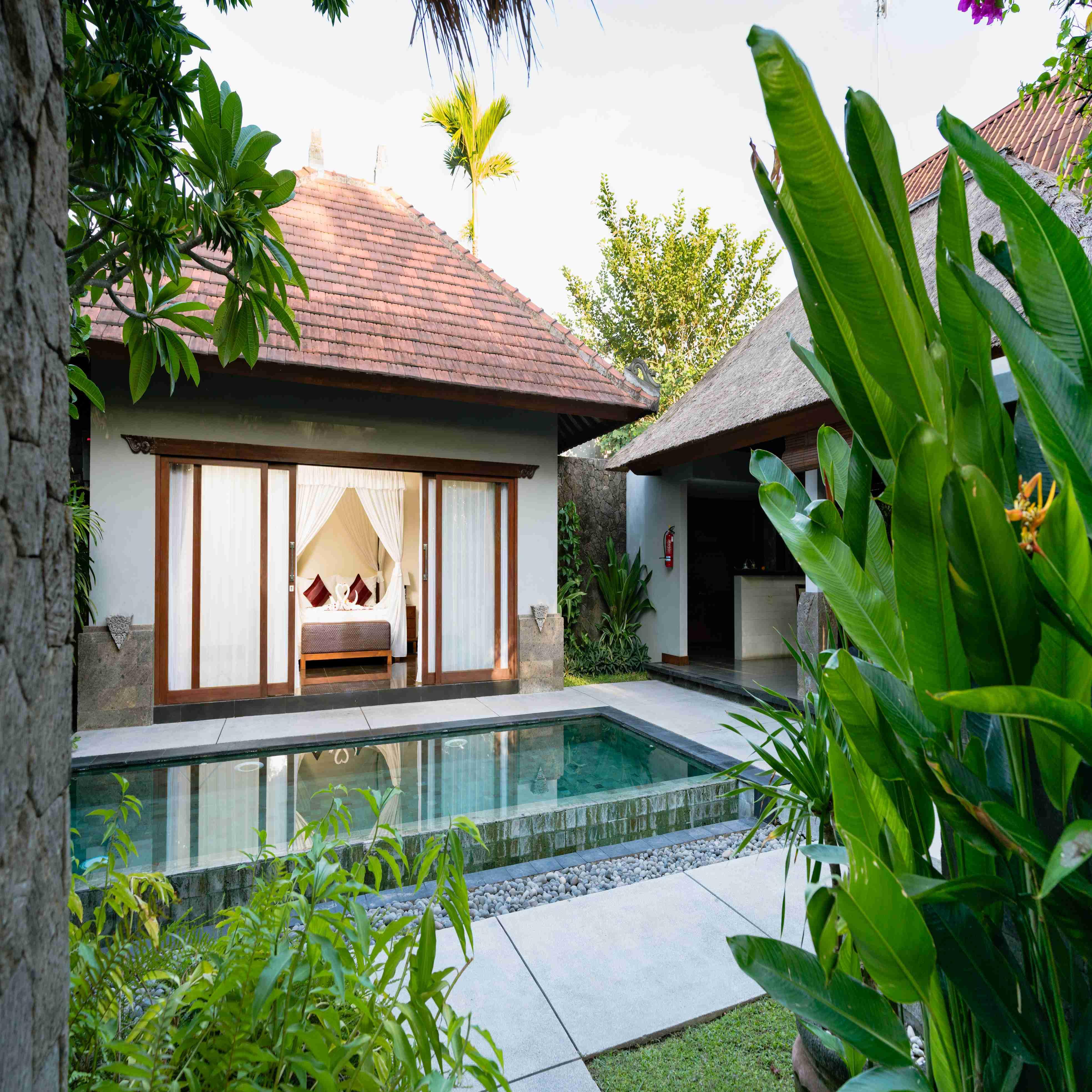 Sewa Villa bulanan Satu Kamar Bumi Linggah Bali