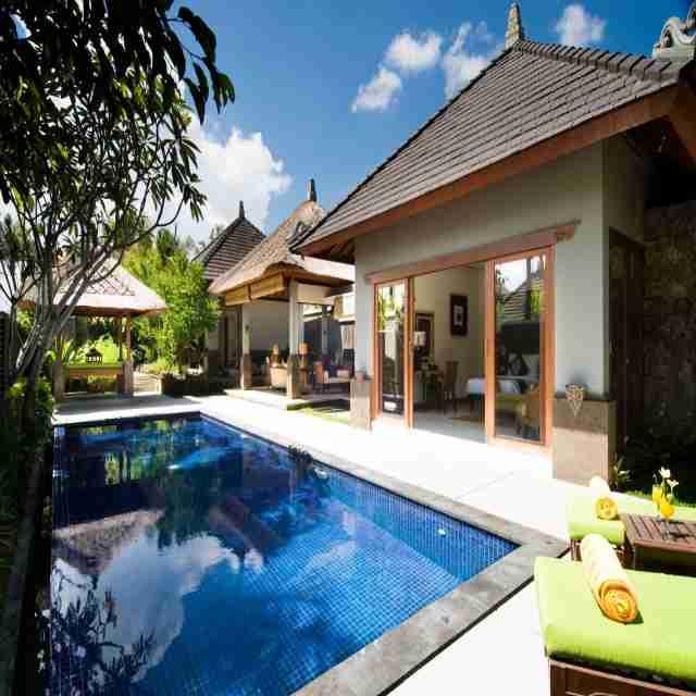 Sewa Villa Bulanan Tiga Kamar Bumi Linggah Villas Bali