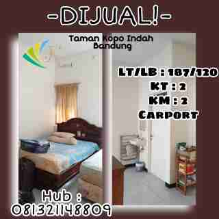 Hunian Cocok Untuk Perkantoran Di TKI 3 Bandung