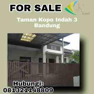 Disewa Hunian Bagus,Nyaman,Lokasi Strategis TKI 3 Bandung