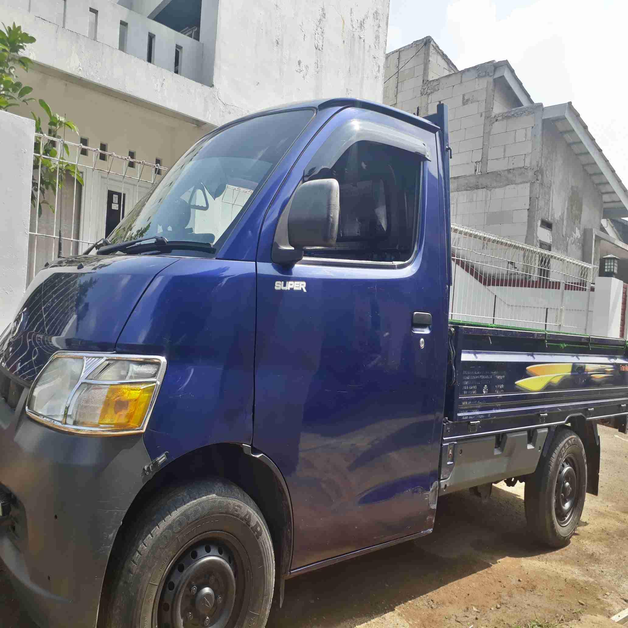 Sewa Pickup Bogor