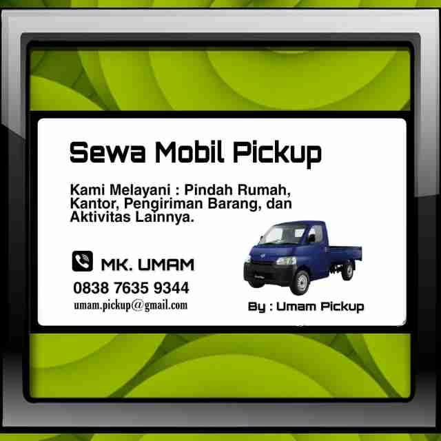 Umam Pickup Bogor